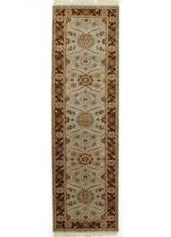2 6 x10 hand knotted classic wool rug
