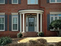 Colonial Decorating Cool Colonial Front Door Designs 2017 Design Decor Marvelous