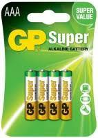<b>GP</b> Super Alkaline 4xAAA – купить <b>батарейка</b>, сравнение цен ...