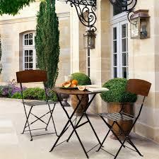 ay outdoors lucia 3 piece patio bistro set