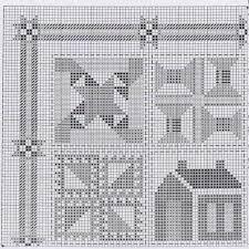 88 best Cross Stitch -- Quilt Blocks images on Pinterest | Punto ... & Gallery.ru / Фото #10 - 163 Quilts Cross Stitch - joobee Adamdwight.com