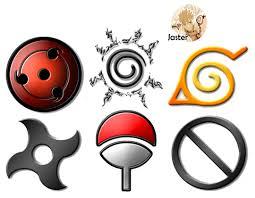 Naruto Logos