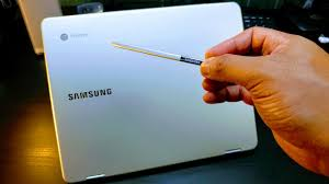 samsung chromebook plus. samsung chromebook plus with s-pen (unboxing / gaming demo)