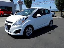 White Chevrolet Spark In Oregon For Sale ▷ Used Cars On Buysellsearch