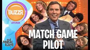 Match Game '73 Pilot!