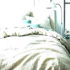striped duvet linen cover light blue covers king flax grey ikea comforter single size ikea comforter