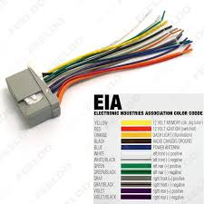 audio wiring harness diagram wiring diagrams for diy car repairs wiring harness adapter for car stereo walmart at Car Radio Wiring Harness