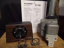 ham rotor alliance u 110 u 100 tenna rotor antenna rotator ham amatuer tv