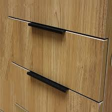 modern drawer pulls. Modern Simple Cabinet Door Edge Handle Wardrobe Drawer Pulls 5\