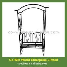 garden arch with bench garden arch with bench supplieranufacturers at alibaba com