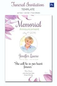 Memorial Announcement Cards Funeral Announcement Cards Wording For Robin Blossom Artwrk Pro