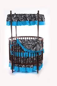 Circular Crib Bedding Round Crib 17 Adorable Nursery Designs With Circular Crib