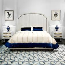 Avoid flowery or floral prints on your padded headboard. Art Deco style  headboards typically have solid colored fabrics in neutral colors or  patterns with ...