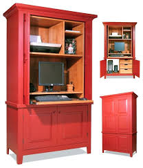 project organized home office armoire. Armoires: Computer Armoire Desk Cabinet Popular Woodworking Magazine With Plan Project Organized Home Office F