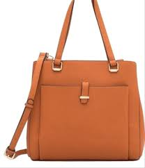 urban expressions tote in tan image 0