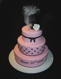 Pretty 21 Birthday Cake Design For Women Kidsbirthdaycakesnearmega