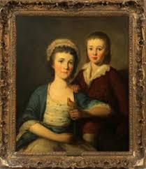 Miss Isabella Blair by Henry Robert Morland on artnet