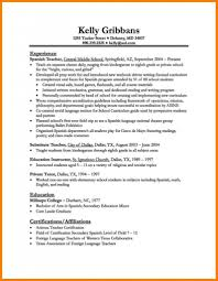 10 Cv For Teaching Job Application Nurse Homed Teachers Pics