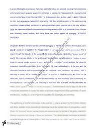 Abigail Williams The Crucible Essay Ideas Essay for Shmoop Abigail Williams The  Crucible Essay Ideas Essay