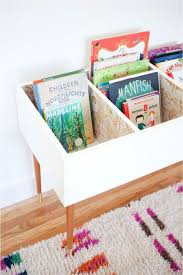 Love this wonderful DIY kids book bin @thislstreet! Such an awesome way to  use