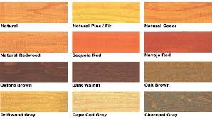 Messmers Uv Plus Wood Stain Colors Siding Wood Deck