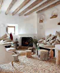 View in gallery Pebbles and small stones for a natural interior design (8)