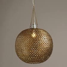 round pendant lighting. Brass Disc Hanging Pendant Lamp Round Lighting