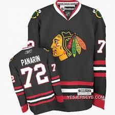Reebok Hockey Jersey Sizing Chart Youth Youth Reebok Chicago Blackhawks 72 Artemi Panarin Authentic