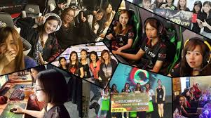 top female competitive dota 2 players in asia e sports news