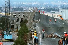 Latest earthquake news alerts today from around the world, quake destruction images and videos, eyewitness accounts, death tolls, and tsunami warnings. Today In History Oct 17 California Earthquake History Madison Com