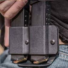 Kydex Magazine Holder Awesome Mag Pouches Single Double And Triple Kydex Mag Carriers