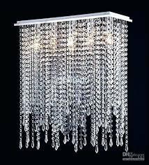 crystal strands for chandeliers chandelier plastic crystal whole modern lighting drop pendant lamp for dining room crystal strands for chandeliers