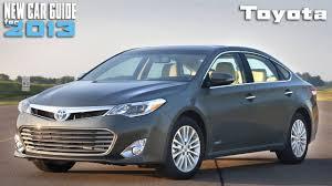Toyota Cars 2013 – New Toyota Models 2013 – New Toyota Sports Cars ...