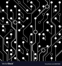 Circuit Board Pattern