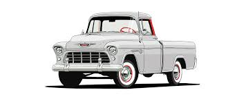 Chevy Truck Legends 100 Year History Chevrolet
