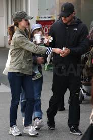 Shane Deary Pictures Of Keri Russell And Husband Shane Deary In Canada With