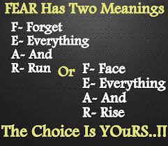 Meaning Of Love Quotes Interesting Fear Has Two Meaning Love Quotes And Covers