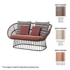 cala 2 seater sofa xtra designs pte ltd
