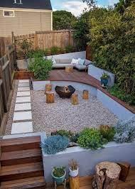 small backyard gardens backyard
