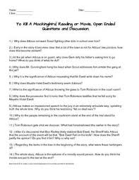 best to kill a mockingbird lesson plans images to kill a mocking bird essay and questions expository writing discussion 6 8 2 d