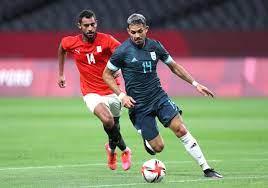 منتخب مصر يتلقى الخسارة الأولى في أولمبياد طوكيو أمام الأرجنتين (فيديو) |  وطن يغرد خارج السرب