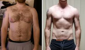 Weight Loss Diet Before After Transformation Pictures