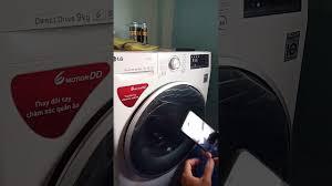 Máy giặt LG FC1409S3W 9kg, Giá tháng 11/2020