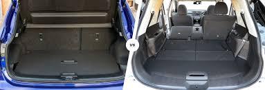 Nissan Qashqai vs X-Trail – style or size? | carwow