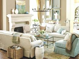 blue white cream tan living room decorating ideas modern