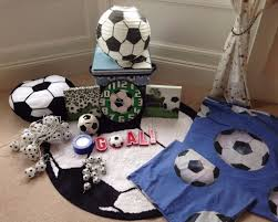 Skull Bedroom Accessories Boys Football Themed Bedroom Set Accessories Rug Bedding Storage