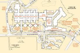 cityu site map