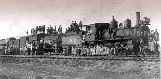 orphan trains social welfare history project a quarter million children rode the orphan trains from 1854 to 1929