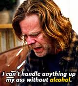 Frank Gallagher Quotes Classy Kora Helps