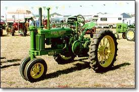 the styled john deere model a tractor tractor repair b